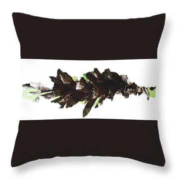 Fall Seasons Throw Pillow