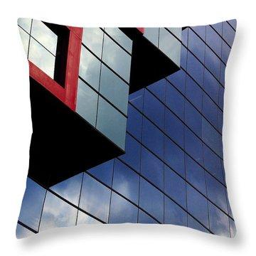 False Flag Df Throw Pillow by Skip Hunt