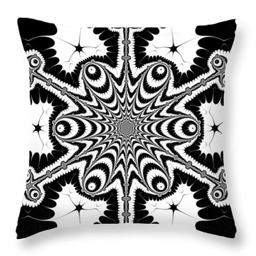 Famoirkine Throw Pillow
