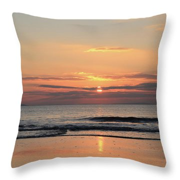 Fanore Sunset 3 Throw Pillow