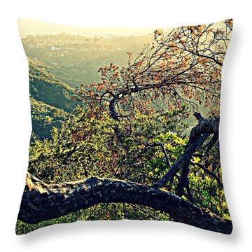 Fantasy Land Throw Pillow
