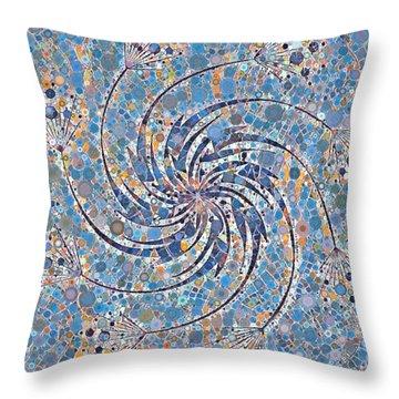 Fantasy Mix Throw Pillow