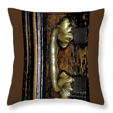 Fara Church Poznan Throw Pillow