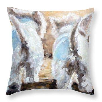 Ear Throw Pillows