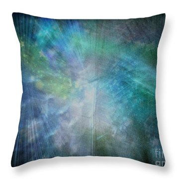 Farie Trails Throw Pillow