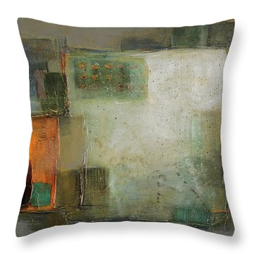 Colorful_2 Throw Pillow