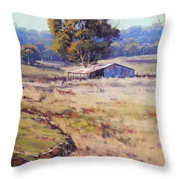 Farm Throw Pillows