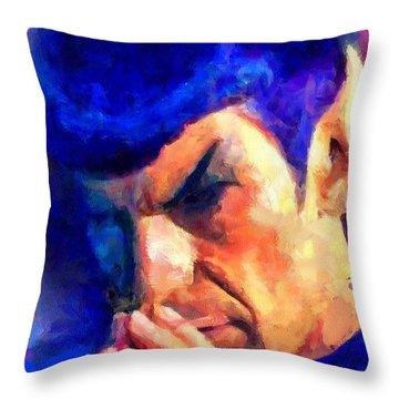 Fascinating Throw Pillow
