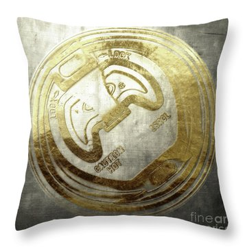 Fashion Coffee Throw Pillow