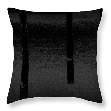 Fast Mood Swing Throw Pillow