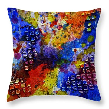 Favorite Mistake Throw Pillow