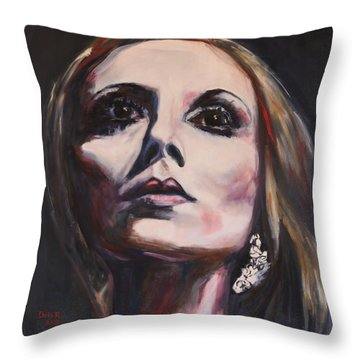 Fayruz Throw Pillow