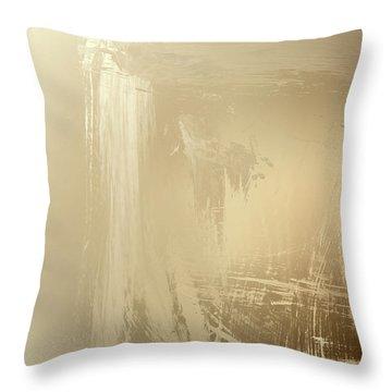 Elven Gem Smith Throw Pillow
