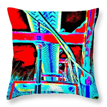 Feb 2016 36 Throw Pillow