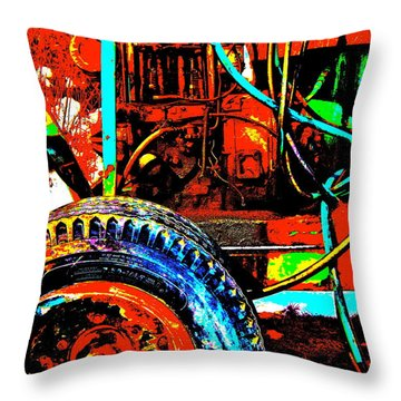 Feb 2016 46 Throw Pillow