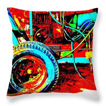 Feb 2016 47 Throw Pillow