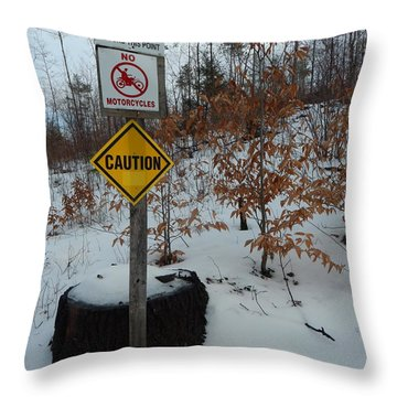Feb 2016 50 Throw Pillow