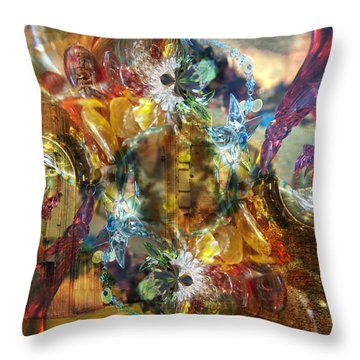 February 22nd 2011 Throw Pillow