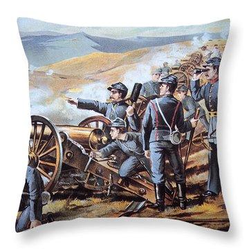 Platoon Throw Pillows