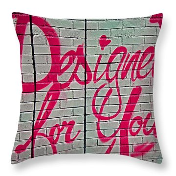 Feel ... Throw Pillow