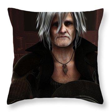 Feeling The Freedom Throw Pillow