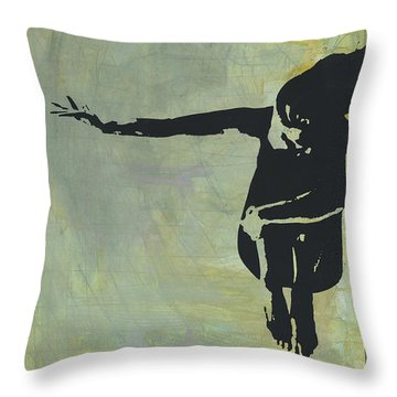 Feeling Unsimplified No. 1 Throw Pillow by Revere La Noue