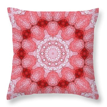 Feels Soft Throw Pillow