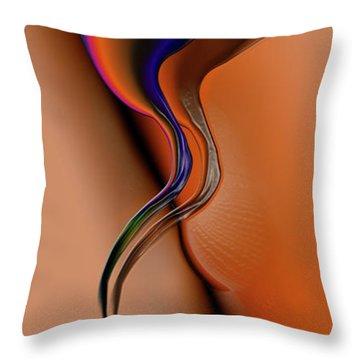 Feign Throw Pillow