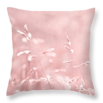 Femina 02 - Square Throw Pillow