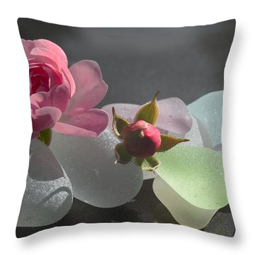 Feminine Throw Pillow