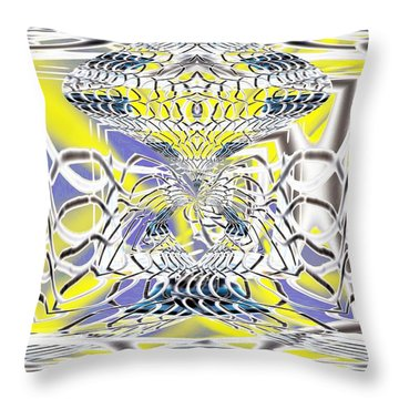 Fenced In No More Throw Pillow by Tim Allen