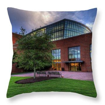 Ferguson Center Throw Pillow