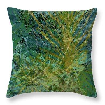 Fern Series 36 Throw Pillow