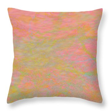 Fern Series 75 Reticulated Throw Pillow
