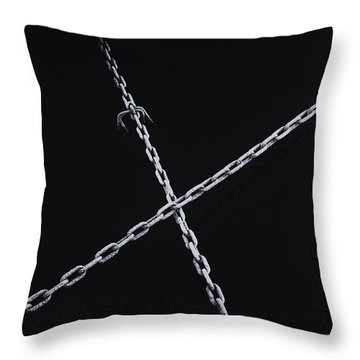Ferro Throw Pillow
