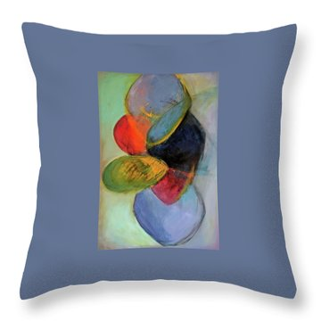 Fertility Throw Pillow