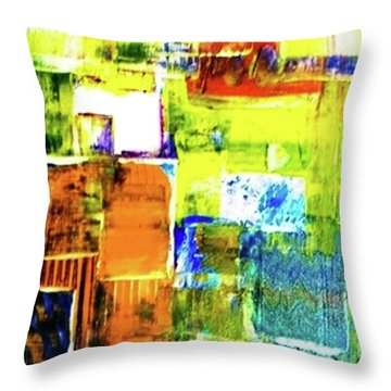 Festa Throw Pillow