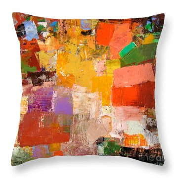 Festivity Throw Pillow