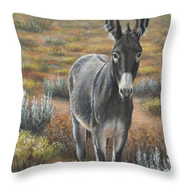Festus Throw Pillow