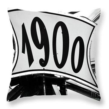 Fete-soulac-1900_26 Throw Pillow