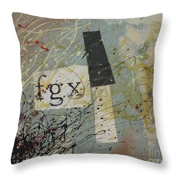 fgx Throw Pillow