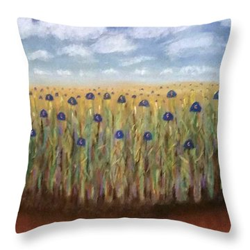 Field Of Dreams 2016 Throw Pillow