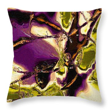 Fields Of Athenry Throw Pillow