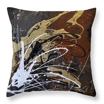 Fiesta 1 Throw Pillow