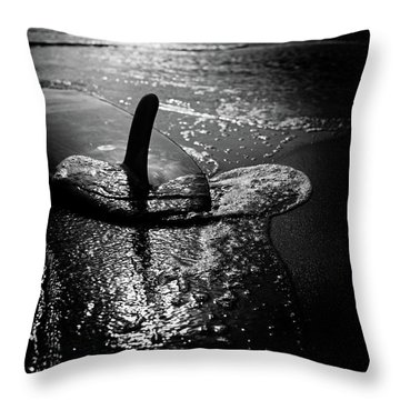 fin Throw Pillow