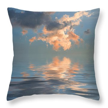 Final Words Throw Pillow by Jerry McElroy