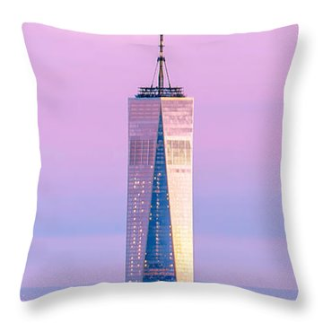 Finance Romance Throw Pillow