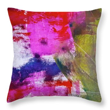 Find Myself Throw Pillow