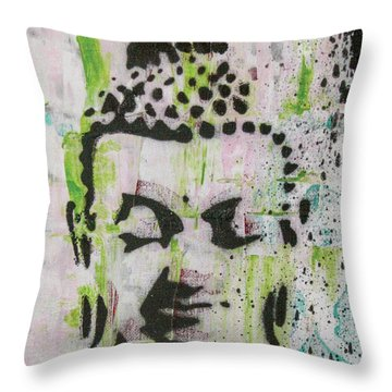 Find Your Own Light Throw Pillow