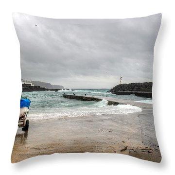 Throw Pillow featuring the photograph Fine Art Colour-193 by Joseph Amaral